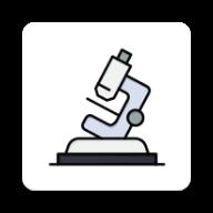 Microscope logo